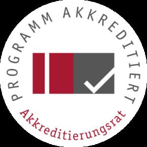 Logo programm accreditation