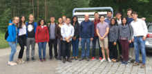 "Towards entry ""Fraunhofer IISB Summer School 2018 on Crystal Growth"""